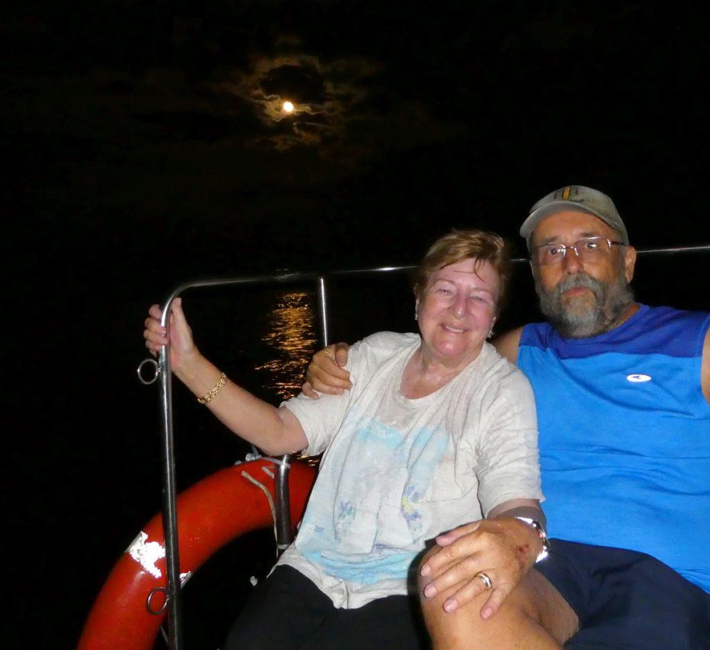 Trip - The Moon, Di and Joe