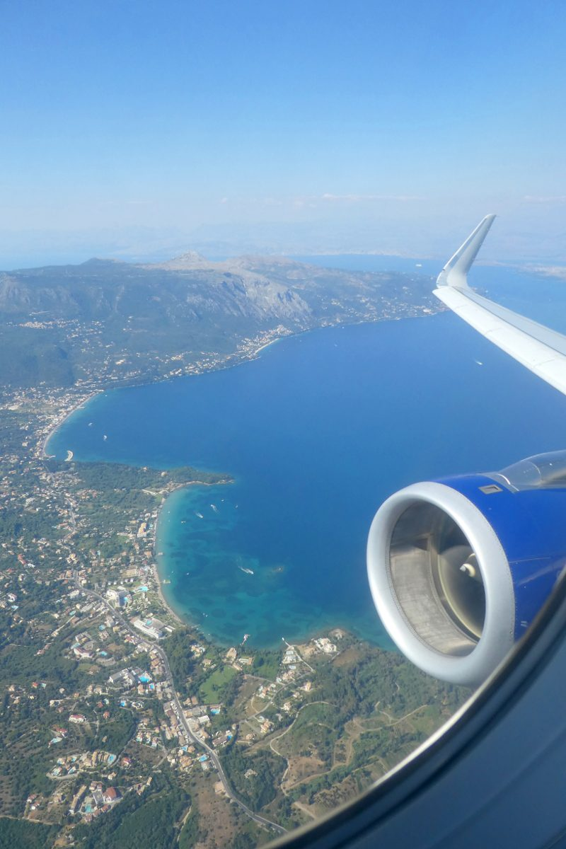 The Trip — 2016: Part 7 — On to Corfu