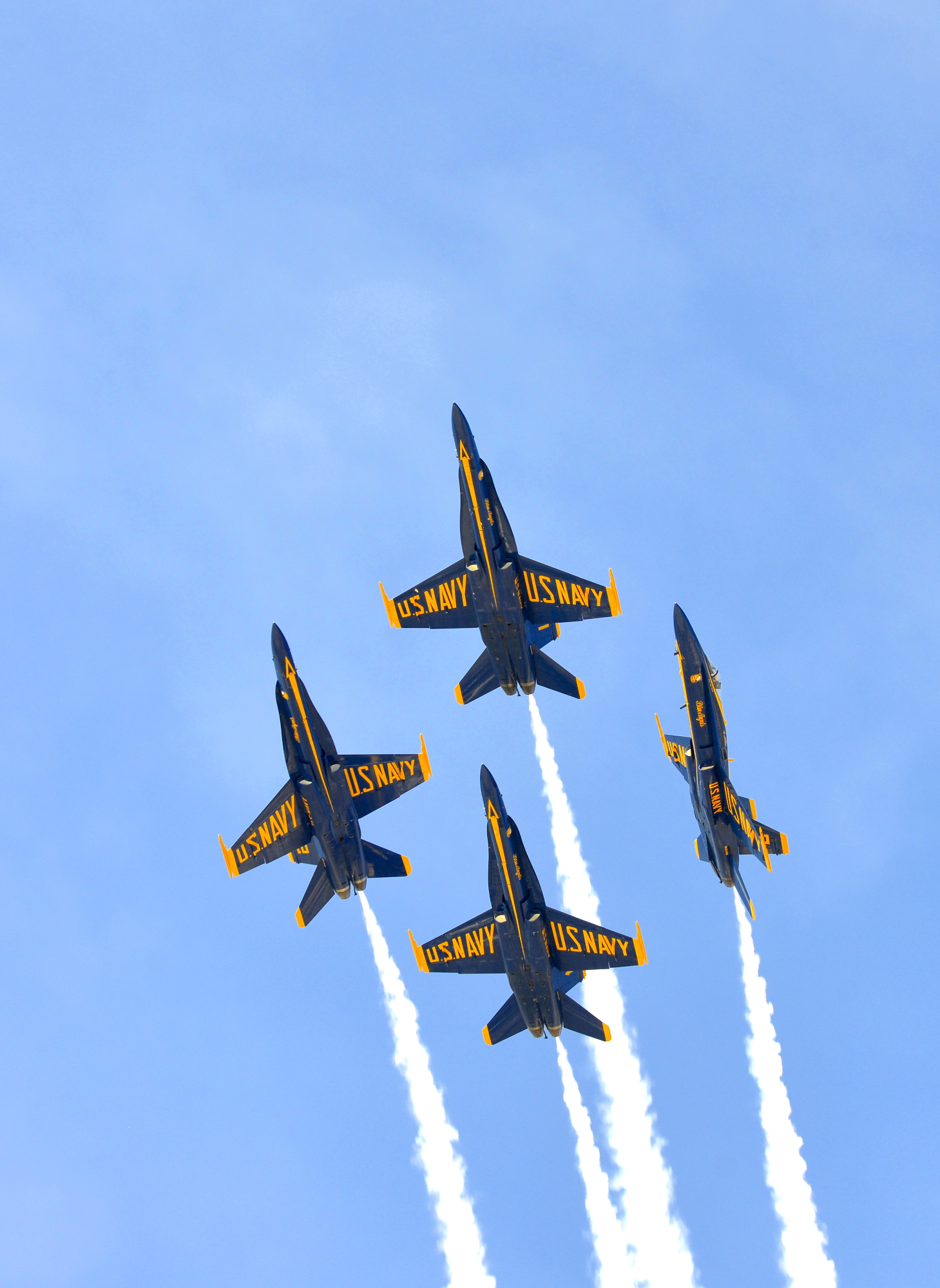 Breitling – Huntington Beach Airshow — 2017 – Day 3 d — Blue Angels
